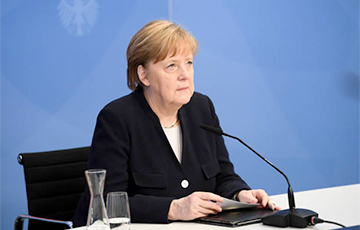Angela Merkel To Belarusians: Don't Think We've Forgotten About You