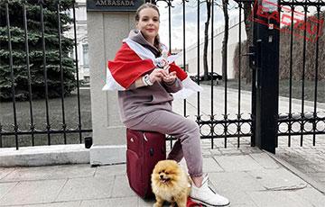 «Мы не в Беларуси, но мы в протесте»