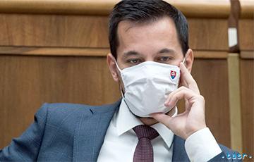 Вице-спикер парламента Словакии подал в отставку из-за нарушения карантина