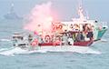 Британия отправила военные корабли к острову Джерси на фоне спора о рыбе с Францией