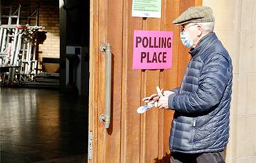 «Суперчацвер» у Брытаніі: Лондан выбірае мэра, а Шатландыя – парламент