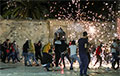 В последний день Рамадана в Иерусалиме произошли массовые столкновения мусульман с полицией