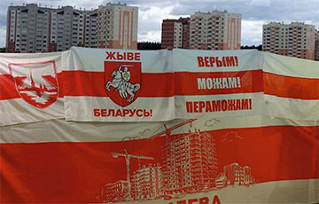 Партизаны Витебска и Логойска вышли на акции и поздравили ветеранов