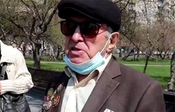 Ветеран - о путинском режиме: Должна быть немедленная смена власти