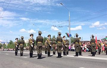 В Гродно 9-летний мальчик получил травму руки во время выступления военных