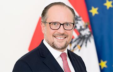 Глава МИД Австрии высказался за «четкую грань» по отношению к белорусским властям
