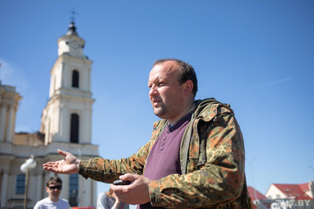 «Восстановление костела — вызов для всех белорусов»2