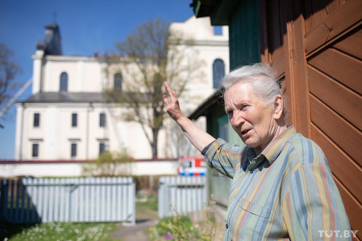 «Восстановление костела — вызов для всех белорусов»1