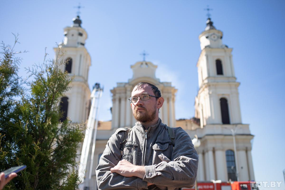 «Восстановление костела — вызов для всех белорусов»6