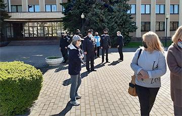 В Могилеве начался суд над активистами «Европейской Беларуси» и Павлом Северинцем