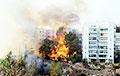 Ізраіль у агні: што адбываецца пасля найбуйнейшага ў гісторыі ракетнага абстрэлу
