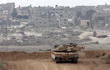 ЦАХАЛ заявіў аб правядзенні ўнікальнай аперацыі па ліквідацыі чальцоў генштаба ХАМАС
