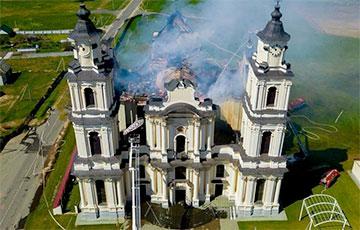 Сила солидарности: на восстановление костела в Будславе уже собрали почти $67 тысяч