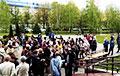 Сотни человек пришли поддержать фигурантов «дела студентов» в Минске