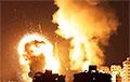 Снаряды падают, как дождь: фото и видео мощных ударов Израиля по сектору Газа