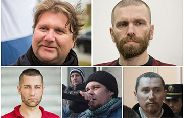 Belarusian Heroes in Mahiliou: What Is Known About Afnahel, Viniarski, Seviarynets, and Associates