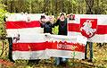 Жители Боровлян вышли в поддержку Павла Северинца и активистов «Европейской Беларуси»
