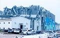 На китайский Ухань обрушился мощный торнадо
