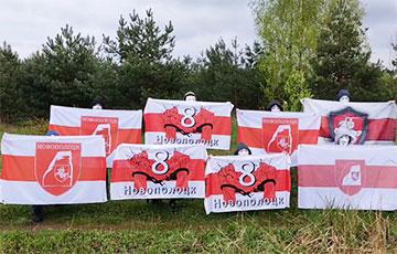 Партизанские акции продолжаются по всей Беларуси