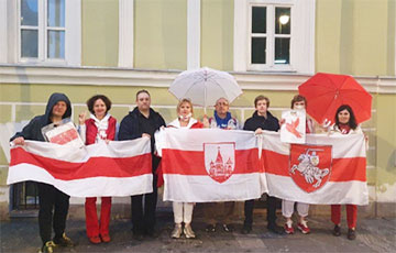 Белорусы выходят на протесты каждый день