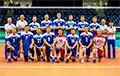 Нацыянальная каманда Беларусі ў валейболе выйшла на чэмпіянат Еўропы