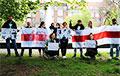 Белорусских студентов поддержали в Швеции