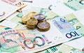 Реальный эффективный курс белорусского рубля упал за год на 5,4%
