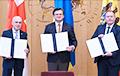 Украина, Грузия и Молдова основали «Ассоциированное трио»