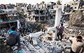 Израиль разбомбил дома пяти старших командиров группировки ХАМАС: видео