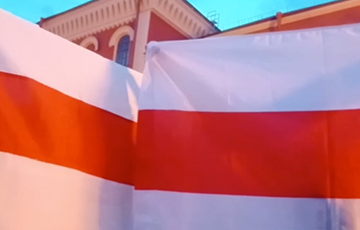 Белорусы Санкт-Петербурга продолжают поддерживать соотечественников