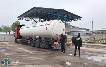 СБУ раскрыла схему контрабанды топлива из Беларуси и России на $3,65 миллионов