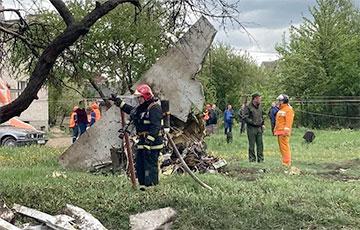 «Делали все, чтобы взрыв был не такой сильный»: летчики сбрасывали топливо перед падением самолета в Барановичах