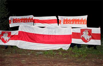 «Рассвет неизбежен»: свободные белорусы вышли на новые акции солидарности