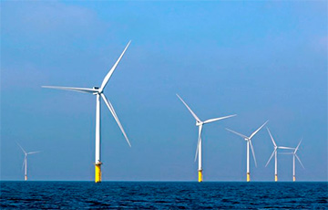 Великобритания поставила рекорд по чистой энергии из-за штормов