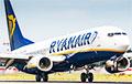 Камітэт транспарту Палаты абшчын Вялікай Брытаніі: Пасадка самалёта Ryanair была ажыццёўленая на аснове ілжывай інфармацыі