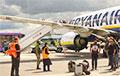 Папярэднюю справаздачу пра пасадку самалёта Ryanair адклалі на кастрычнік
