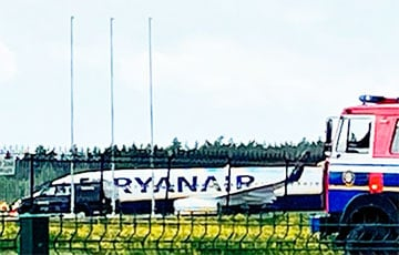 Генпрокуратура Литвы начала расследование захвата самолета Ryanair0
