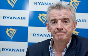 Кіраўнік Ryanair назваў дату дакладу ICAO аб прымусовай пасадцы самалёта ў Беларусі