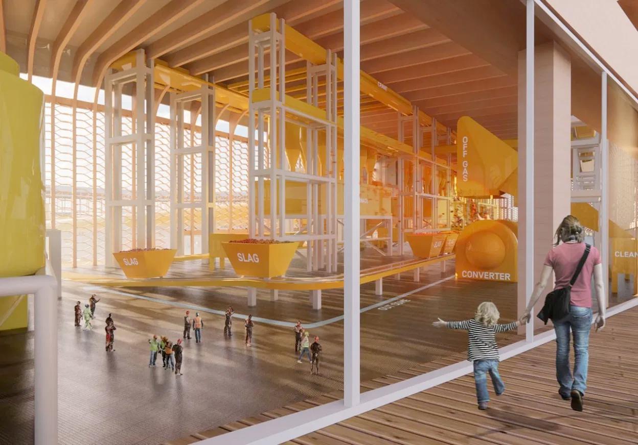 В Дании спроектировали первый в мире завод с нулевым выбросом твердых отходов1