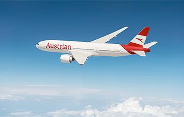 Россия разрешила Austrian Airlines рейс в обход Беларуси