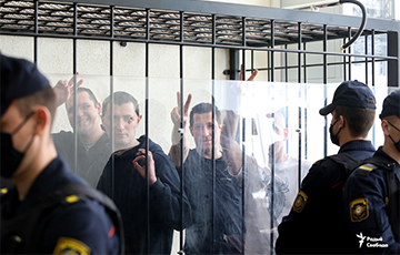 Yauhen Afnahel, Pavel Seviarynets, Andrei Voynich Were Sentenced to Seven Years in a Maximum-Security Colony