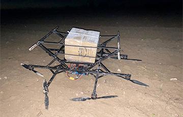 В Литве перехватили самодельный дрон с белорусскими сигаретами0
