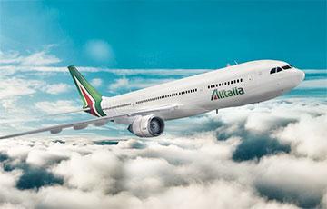 Крупная итальянская авиакомпания отменила грузовые рейсы через Беларусь0