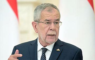 Президент Австрии назвал назвал инцидент с самолетом в Минске государственным угоном и пиратством0