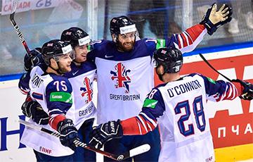 Великобритания победила Беларусь на ЧМ-2021 в Риге0
