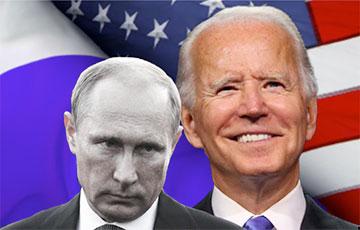 Time: Байден, готовясь ко встрече с Путиным, ежедневно слушал отчеты разведки0