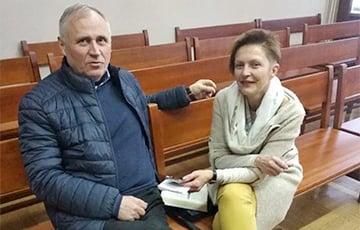 Maryna Adamovich Told In What Conditions Mikalai Statkevich Is Being Held
