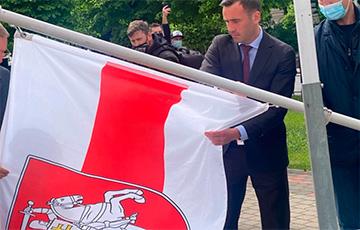 Мэр Риги об уголовном деле против него: Безумие режима Лукашенко во всей красе0