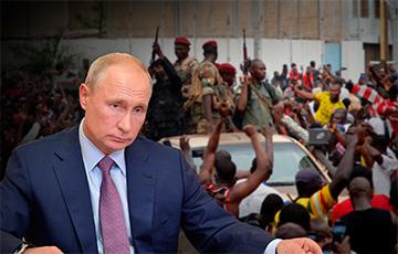 Как Россия замешана в перевороте в Мали и зачем ей это