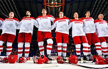 Дания победила Беларусь на ЧМ-2021 в Риге0